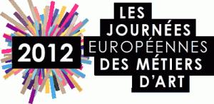 Journées européennes des métiers d'art 2012 dans maison logo-journees-europeennes-metiers-art-20121-300x147